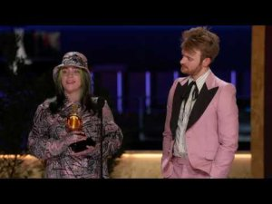 Grammys 2021: Billie Eilish wins Record of the Year but says Megan Thee Stallion deserved it