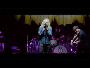 The moment Led Zeppelin's Robert Plant decided to be a singer