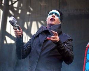 Fourth accuser sues Marilyn Manson for rape, human trafficking and imprisonment