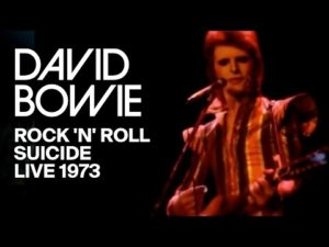 Did the final Ziggy Stardust performance really end in an orgy?