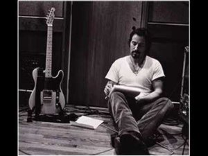 Bruce Springsteen remembers the first time he heard his music on the radio