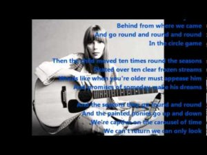 The songs Joni Mitchell and Neil Young wrote about each other