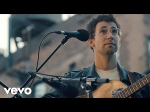 Bleachers and St Vincent join forces for Electric Lady rooftop performance