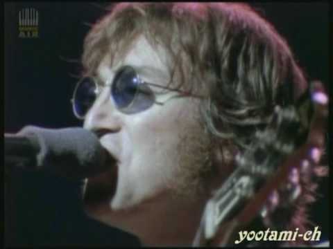 Watch John Lennon perform 'Come Together' at final live show in 1972