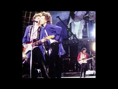 When Bob Dylan joined The Rolling Stones to play a disastrous 'Like A Rolling Stone' in 1995