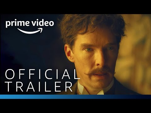 Watch Nick Cave appear as H.G. Wells in new trailer for 'The Electric Life of Louis Wain'