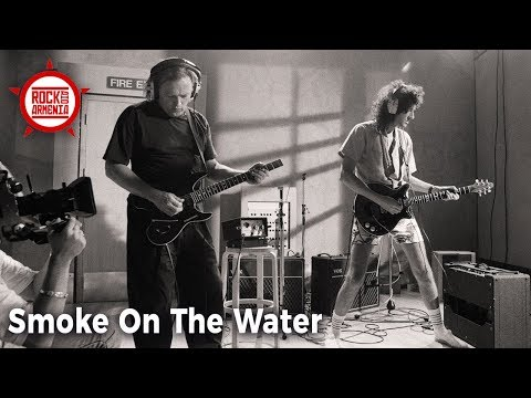 Pink Floyd, Queen, Black Sabbath and more cover Deep Purple song 'Smoke on the Water'