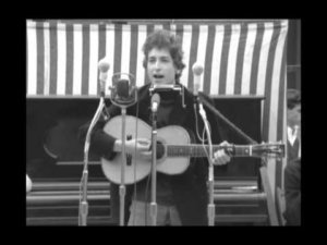 """Brian Wilson's favourite """"poetic"""" song by Bob Dylan"""