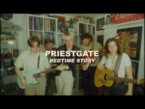Priestgate share brand new song 'Bedtime Story'