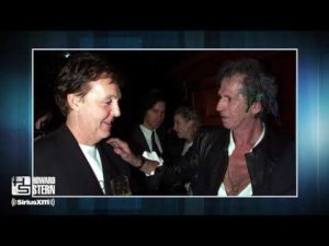 """Paul McCartney dubs The Rolling Stones a """"blues cover band"""""""