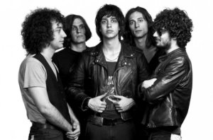 Listen to The Strokes first demo of 'You Only Live Once'