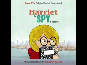 Courtney Barnett releases theme song for new animated series 'Harriet the Spy'